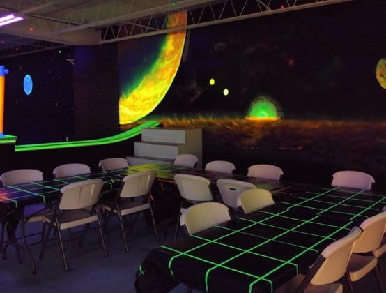 Destin Laser Tag - Party Area