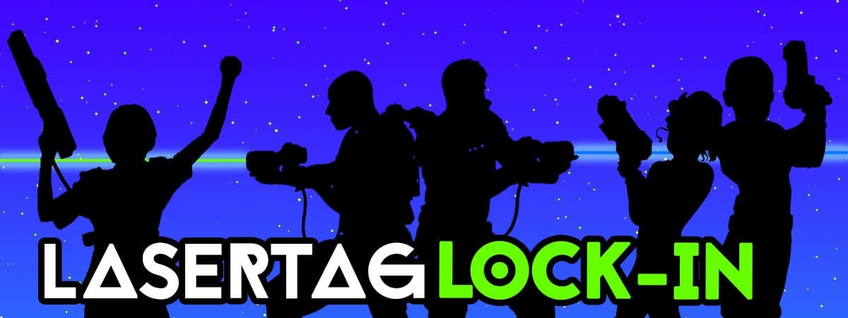 Destin Laser Tag - Lock-in