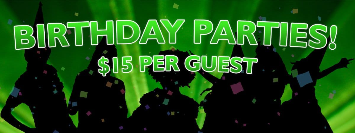Destin Laser Tag - Birthday Parties $15 Per Guest