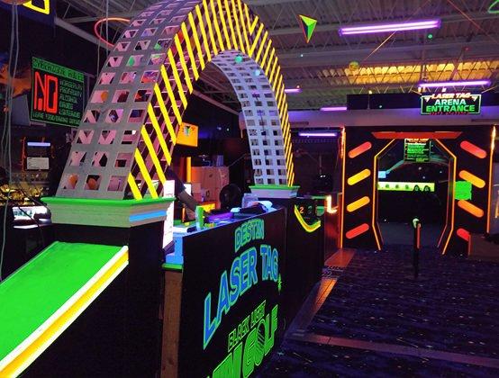 Destin Laser Tag Blacklight Laser Tag Mini Golf And Arcade